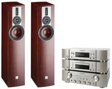 Marantz PM8005 + SA8005 + NA8005 + Dali Rubicon 5