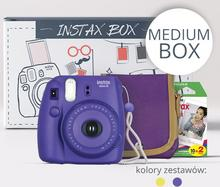 Fuji Instax Medium Box 2017 fioletowy