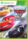 Auta 3: Wysokie obroty Xbox 360
