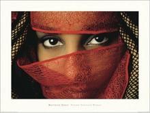 Afgańska dziewczyna - Obraz, reprodukcja