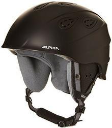 Alpina Grap 2.0 Black Matt 57 61
