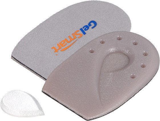 Gel Smart Podpiętki żelowe na ostrogi piętowe - para PU-UH320BK