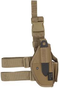 STRIKE SYSTEMS Kabura udowa na pistolet Tan (MIL17023) A