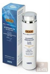 Lacote GUAM - el oczyszczający do cery tłustej i mieszanej serii Microbiocellulaire Guam - op. 200ml