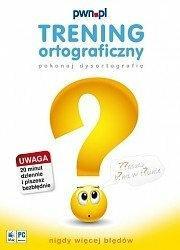PWN Trening ortograficzny - pokonaj dysortografię