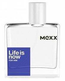 Mexx Life is Now for Him woda po goleniu spray 50ml