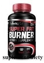 Bio Tech USA BioTech Super Fat Burner 120 tab