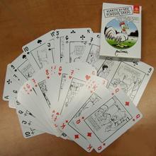 Trefl Karty 55 listków - Mleczko 08338