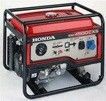 Honda EM4500CXS