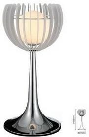 LuminaDeco LAMPA BIURKOWA KATERIKA WHITE Dodaj produkt do koszyka i sprawdź swój rabat nawet do 30% taniej! LDT 8391