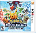 Nintendo Pokémon Mystery Dungeon: Gates to Infinity 3DS