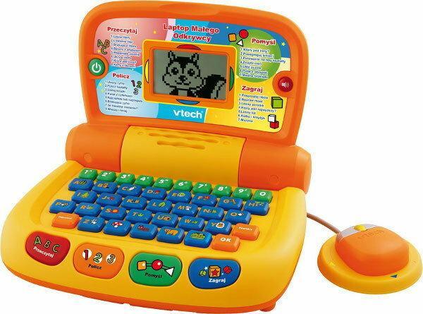 Vtech Laptop małego odkrywcy 60107