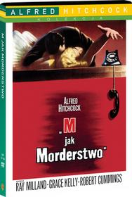 M jak Morderstwo DVD) Alfred Hitchcock