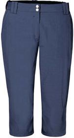 Spodnie KALAHARI 3/4 PANTS W niebieski indigo