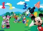 Consalnet Fototapeta Disney Mickey Mouse 4-029 VP- VLIES 130G SIZE 157x218cm 4pa