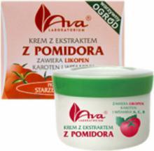 Ava Laboratorium Kosmetyczne Eco Garden Krem organiczny z ekstraktem z pomidora 40+ 50ml