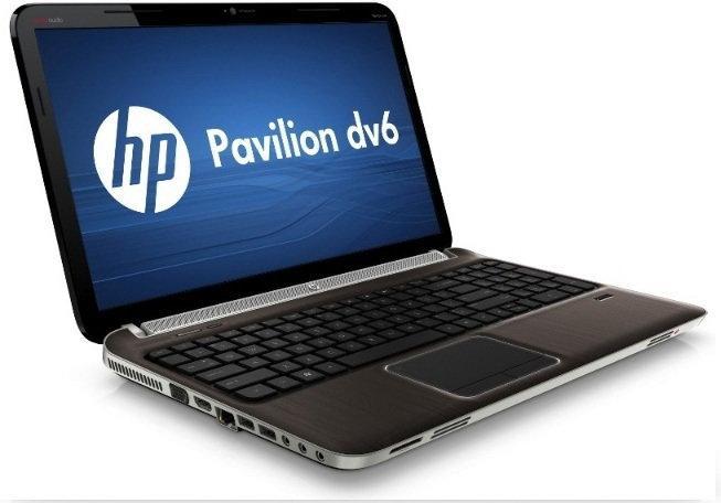 """HP Pavilion dv6-6030ew LH789EA 15,6"""", Core i5 2,3GHz, 4GB RAM, 500GB HDD (LH798EA)"""