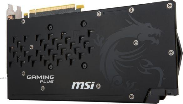 MSI GeForce GTX 1060 Gaming X 6G VR Ready