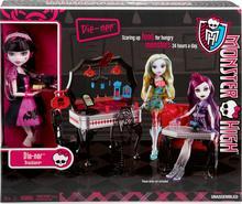Mattel Monster High - Draculaura & Biss-tro Y7719