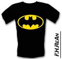 T-shirt BatMan - duży nadruk