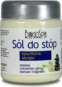 Bingo Sól do stóp opuchlizna, obrzęki 550g