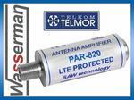 Opinie o Telmor Przelotowy wzmacniacz antenowy PAR-820 LTE PROTECTED