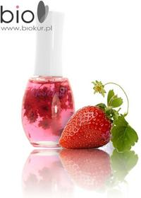 Neonail Oliwka do skórek - truskawka - 15 ml