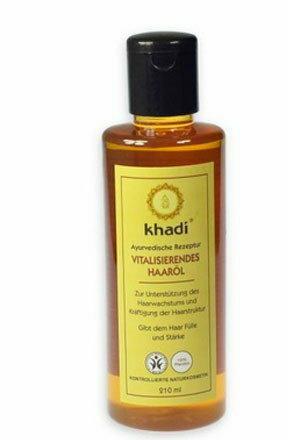 Khadi Olejek stymulujący wzrost włosów 210ml