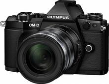 Olympus OM-D E-M5 Mark II + 12-50 kit 3D czarny