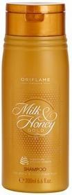 Oriflame Milk & Honey Gold szampon odżywczy do włosów Organically Sourced Extrac