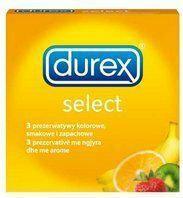 Durex Select 3 szt.
