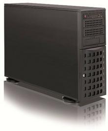 Actina Solar Serwer Solar 202 S6 / Xeon E5-2600v3 / 8 kieszeni z ramkami Hot-Swap w komplecie / obsługa DDR4 2133MHz / dołączony kontroler SAS z 1GB cache solar202S6