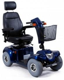 Vermeiren Wózek inwalidzki elektryczny typu skuter CERES 4