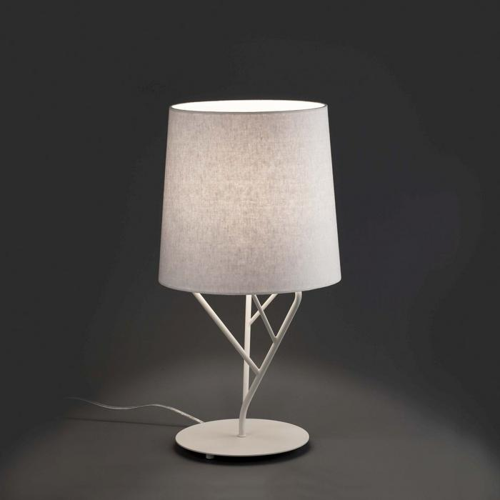 Faro Barcelona Tree Lampa stołowa Biały, 1-punktowy 29867