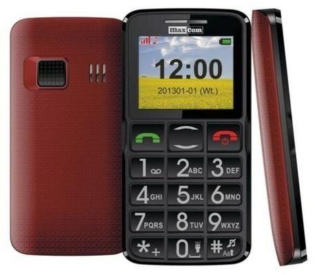 Maxcom MM432BB Czarny