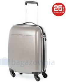 Puccini Mała kabinowa walizka VOYAGER PC005C 6 Złota - złoty