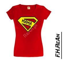 T-Shirt na Dzień Mamy Supermama