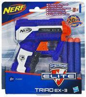 Hasbro NERF ELITE Triad EX-3 A1690
