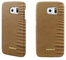 BUSHBUCK BARONAGE LIZARD Leather Case Etui skórzane Samsung Galaxy S6