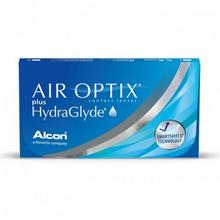 Alcon Air Optix Plus Hydraglyde 6 szt.