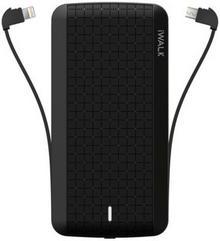 iWalk PowerBank Scorpion 8000mAh czarny UBT8000BLACK