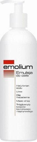 Emolium Emulsja do ciała 400ml