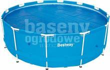 Bestway Pokrywa solarna do basenów 366 cm 58242