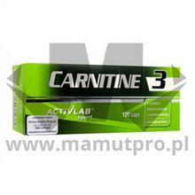 Activlab Carnitine 3 - 120 kaps
