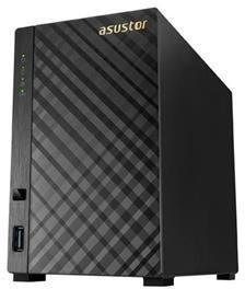 Asustor Serwer plików NAS 2-dyskowy AS1002T sieciowy AS1002T