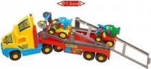 Wader Super Truck z buggy 36630