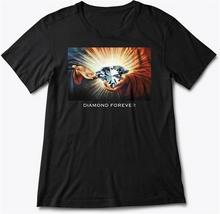 Diamond T-shirt - Forever 16 Tee czarny Blk (BLK) S