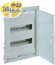 Legrand rozdzielnia RWN 2 x 12 drzwi metalowe 602432