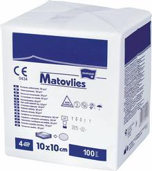 Matovlies Kompresy z włókniny niejałowe 10 x 10cm, 40g -100 szt.
