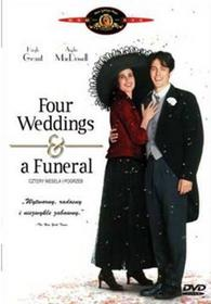 Cztery wesela i pogrzeb (Four Weddings and a Funeral) [DVD]
